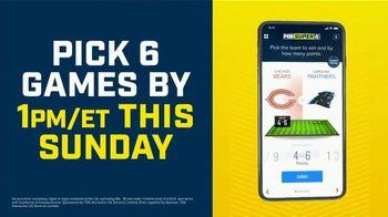 FOX Sports Super 6 NFL Sunday Challenge TV Spot, 'Win Terry's Money: $1 Million' Feat. Terry Bradshaw, Howie Long - Thumbnail 7