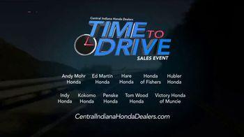 Honda Time to Drive Sales Event TV Spot, 'The Savings Clock Is Ticking' [T2] - Thumbnail 6