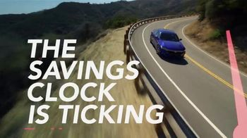 Honda Time to Drive Sales Event TV Spot, 'The Savings Clock Is Ticking' [T2] - Thumbnail 2
