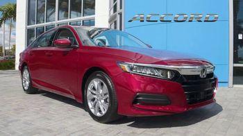 Honda Model Year End Sale TV Spot, 'In Stock: Accord' [T2] - Thumbnail 3
