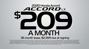Honda Model Year End Sale TV Spot, 'In Stock: Accord' [T2] - Thumbnail 6