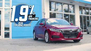 Honda Model Year End Sale TV Spot, 'In Stock: Accord' [T2] - Thumbnail 7