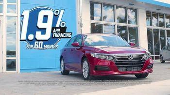 Honda Model Year End Sale TV Spot, 'In Stock: Accord' [T2] - Thumbnail 8