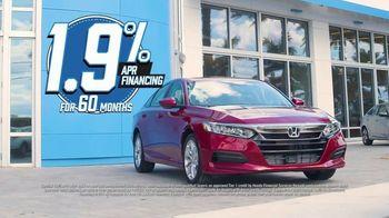 Honda Model Year End Sale TV Spot, 'In Stock: Accord' [T2] - Thumbnail 9