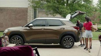 Chevrolet TV Spot, 'Family of SUVs: Engineers' [T2] - Thumbnail 4