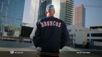 NFL Shop TV Spot, 'The Mission: 25% Off' Song by Jodosky