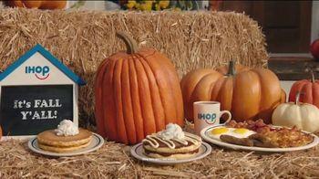IHOP TV Spot, 'Fall is Back: Mr. Mummy Pancake'