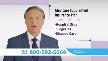 MedicareSupplement.com TV Spot, 'Out-of-Pocket Costs'