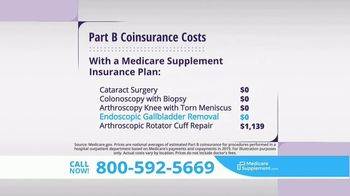 MedicareSupplement.com TV Spot, 'Out-of-Pocket Costs' - Thumbnail 6