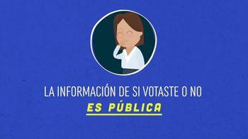 Future Forward USA Action TV Spot, 'Haz un plan para votar' [Spanish] - Thumbnail 3