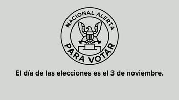Future Forward USA Action TV Spot, 'Alerta nacional para votar' [Spanish] - Thumbnail 2