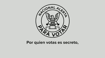Future Forward USA Action TV Spot, 'Alerta nacional para votar' [Spanish] - Thumbnail 3