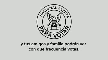 Future Forward USA Action TV Spot, 'Alerta nacional para votar' [Spanish] - Thumbnail 6