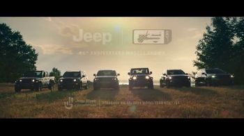 Jeep Adventure Days TV Spot, '80 Years' [T2] - Thumbnail 8