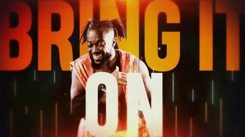 WWE Shop TV Spot, 'Bring It On: 35% Off Orders and 20% Off Championship Titles'