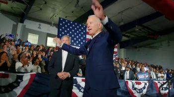 Biden for President TV Spot, 'Empty Room' Song by The Beastie Boys - Thumbnail 10