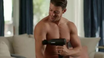Hy-Impact Pro Massage Gun TV Spot, 'Precisely Calibrated Pulses' - Thumbnail 2