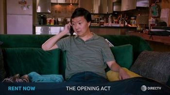 DIRECTV Cinema TV Spot, 'The Opening Act' - 10 commercial airings