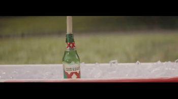 Dos Equis TV Spot, 'Seis-Foot Cooler' Featuring Maria Taylor, Chris Fowler - Thumbnail 1