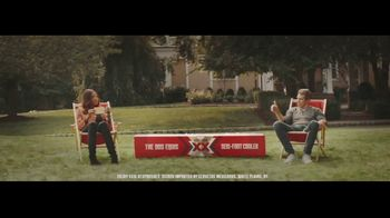 Dos Equis TV Spot, 'Seis-Foot Cooler' Featuring Maria Taylor, Chris Fowler