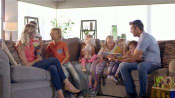 La-Z-Boy Shadow Sale TV Spot, 'Solutions: Up to 35% Off'
