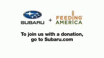 Subaru TV Spot, 'Love Promise: Feeding America' [T1] - Thumbnail 8