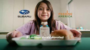 Subaru TV Spot, 'Love Promise: Feeding America' [T1] - Thumbnail 1