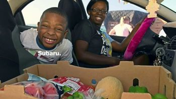Subaru TV Spot, 'Love Promise: Feeding America' [T1] - Thumbnail 7