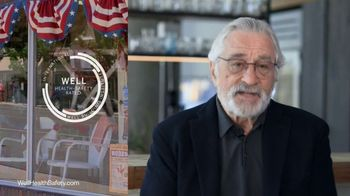 International WELL Building Institute TV Spot, 'Look for the Seal: Robert De Niro' - Thumbnail 4