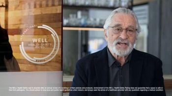 International WELL Building Institute TV Spot, 'Look for the Seal: Robert De Niro' - Thumbnail 8