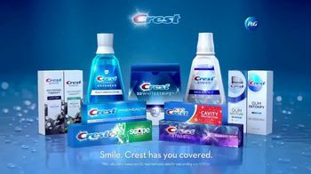 Crest 3D White Brilliance TV Spot, 'Get a Smile that Keeps Up' - Thumbnail 8