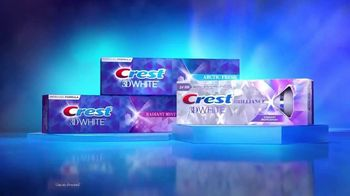Crest 3D White Brilliance TV Spot, 'Get a Smile that Keeps Up' - Thumbnail 5