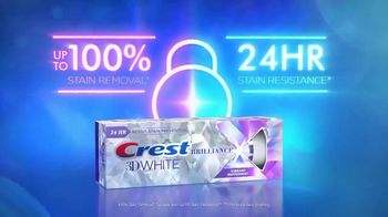 Crest 3D White Brilliance TV Spot, 'Get a Smile that Keeps Up' - Thumbnail 7