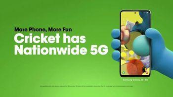 Cricket Wireless 5G TV Spot, 'Grandma Gaming' - Thumbnail 8