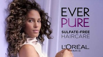 L'Oreal Paris EverPure Sulfate-Free Haircare TV Spot, 'Care for Color Treated Hair'