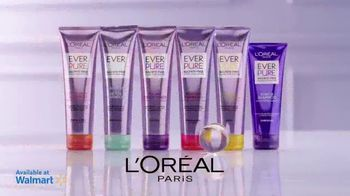 L'Oreal Paris EverPure Sulfate-Free Haircare TV Spot, 'Care for Color Treated Hair' - Thumbnail 9