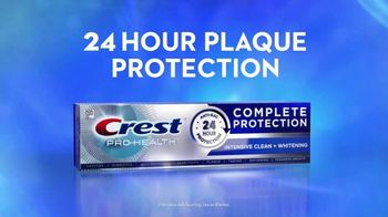 Crest Pro-Health Complete Protection TV Spot, \'Around the Clock\'