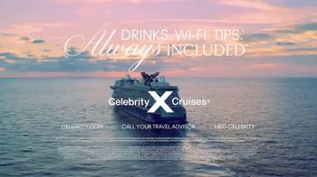 Celebrity Cruises TV Spot, 'Ready for Takeoff' - Thumbnail 10