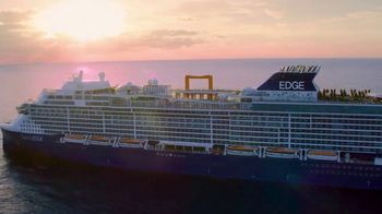 Celebrity Cruises TV Spot, 'Ready for Takeoff' - Thumbnail 4