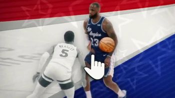 NBA 2021 All-Star Voting TV Spot, 'They Give It Their All' - Thumbnail 3