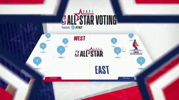 NBA 2021 All-Star Voting TV Spot, 'They Give It Their All' - Thumbnail 8
