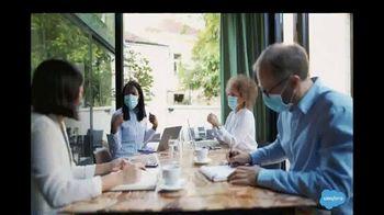 Salesforce TV Spot, 'The Pivot Point: Centrality of Business'