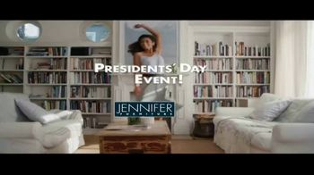Jennifer Furniture Biggest Presidents Day Event TV Spot, 'Free Items With Select Rooms: $1999.99' - Thumbnail 1