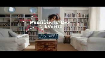Jennifer Furniture Biggest Presidents Day Event TV Spot, 'Free Items With Select Rooms: $1999.99' - Thumbnail 2