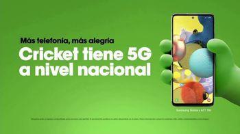 Cricket Wireless TV Spot, 'Recorcholis, ¡Cricket tiene 5G!' [Spanish] - Thumbnail 7