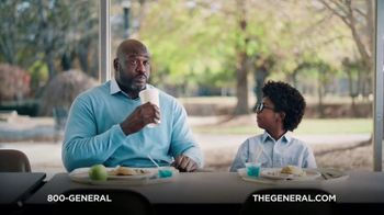 The General TV Spot, 'Lunchroom' Featuring Shaquille O'Neal