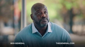 The General TV Spot, 'Lunchroom' Featuring Shaquille O'Neal - Thumbnail 3