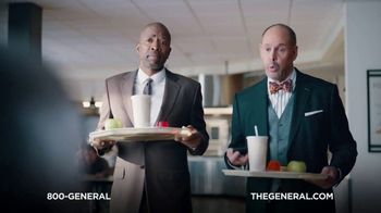 The General TV Spot, 'Lunchroom' Featuring Shaquille O'Neal - Thumbnail 5