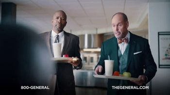 The General TV Spot, 'Lunchroom' Featuring Shaquille O'Neal - Thumbnail 7