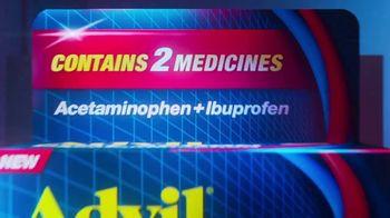 Advil Dual Action TV Spot, 'Advil Plus Acetaminophen' - Thumbnail 3
